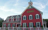 Big Red Schoolhouse