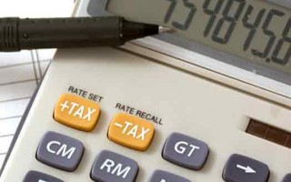 Calculate your taxes before you owe!